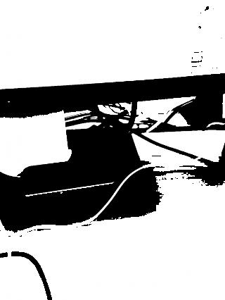 白黒部分の画像完成