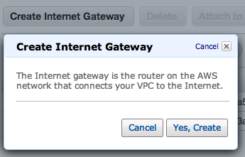 create-internet-gateway