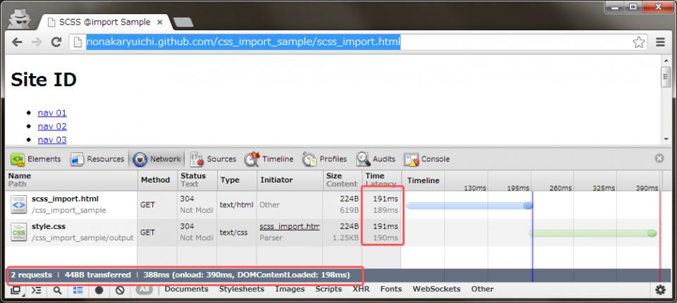 Chrome Sass Compile