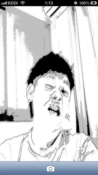 漫画風ビデオ