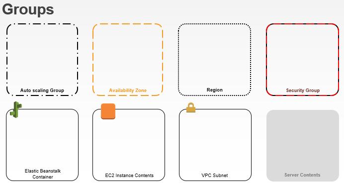 AWS Simple Icons v2.1 13