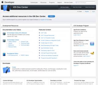 iOS Dev Center   Apple Developer