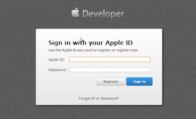 Sign in with your Apple ID - Apple Developer - Google Chrome_2013-08-12_11-11-37