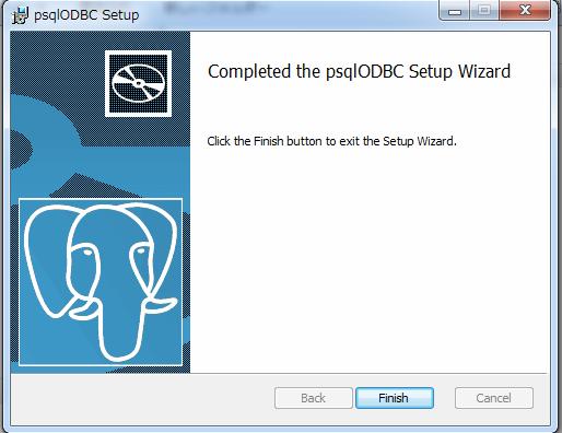 postgresql_odbc_install_2