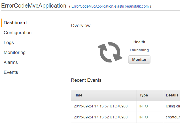 Error Code Mvc Application 14