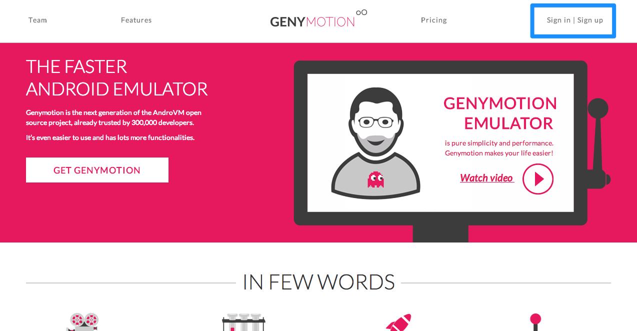 genymotion01