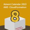 アドベントカレンダー 2013 AWS CloudFormation #8