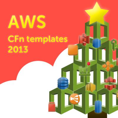 AWS CFn templates 2013