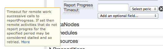 aws-datapipeline-optional-field-11-report-progress-timeout