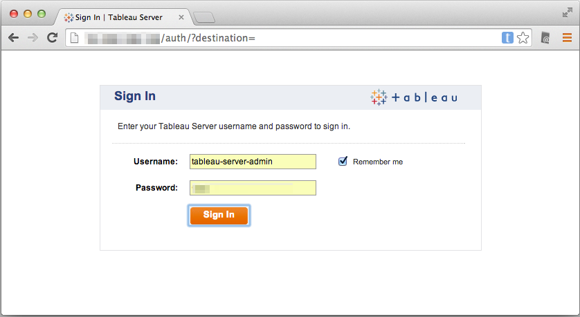 tableau-server-login