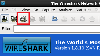 centos-wireshark-start