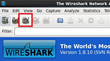 centos-wireshark-start