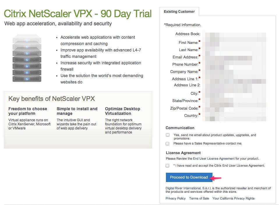 インフラエンジニア向け、Citrix NetScaler VPX for AWS を使っ