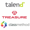 logosquare-talend-treasuredata-classmethod-400x400