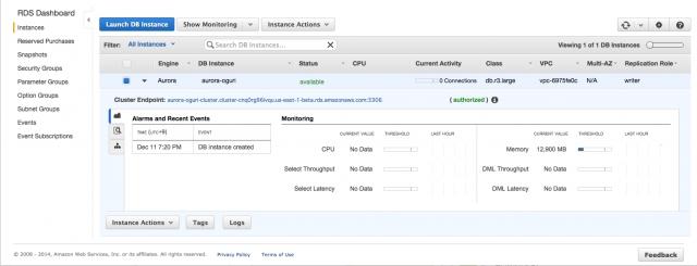 RDS_·_AWS_Console_と_KDDI_ChatWork_-_AWSチーム_と_Creating_an_Amazon_Aurora_DB_Cluster_-_Amazon_Relational_Database_Service_と_aurora-virginia