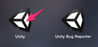 Unityアイコン