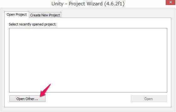 UnityProjectWizard
