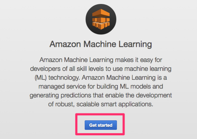 Amazon_Machine_Learning_Management_Console