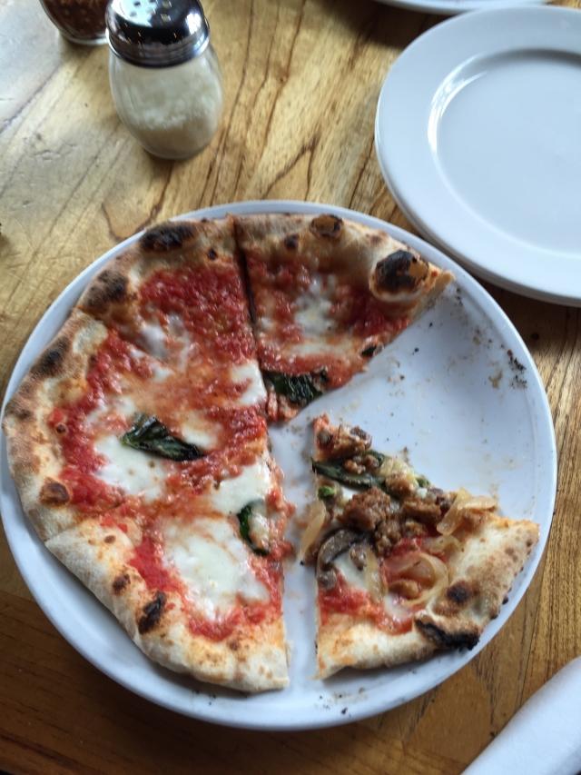 シアトルのピザ