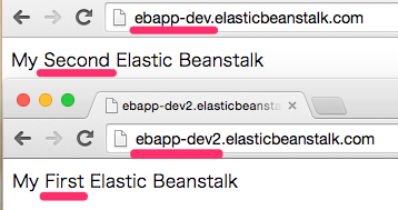 ebapp-dev2_elasticbeanstalk_com_と_ebapp-dev_elasticbeanstalk_com