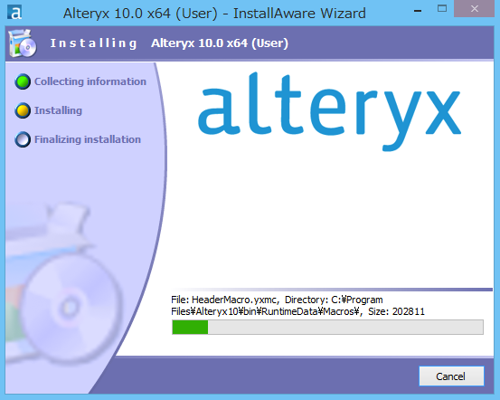 Alteryx10.0-11
