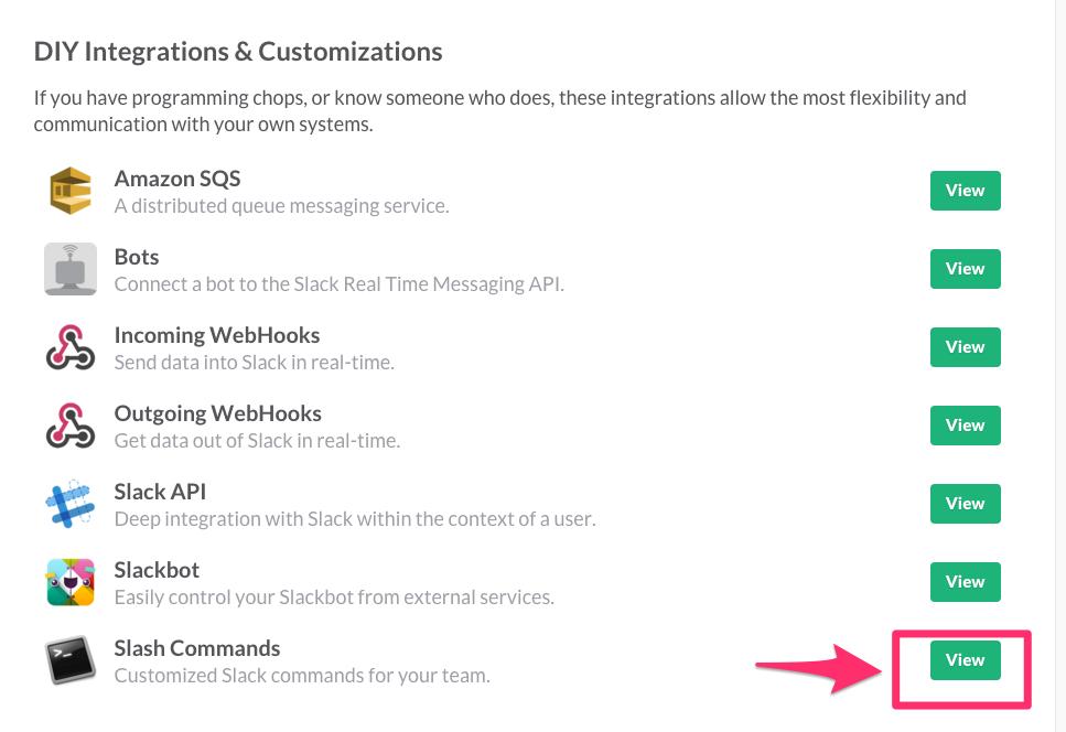 Serverless(JAWS) & Slack Slash Commands