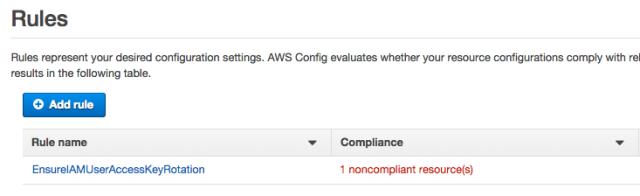 AWS_Config_Console 10