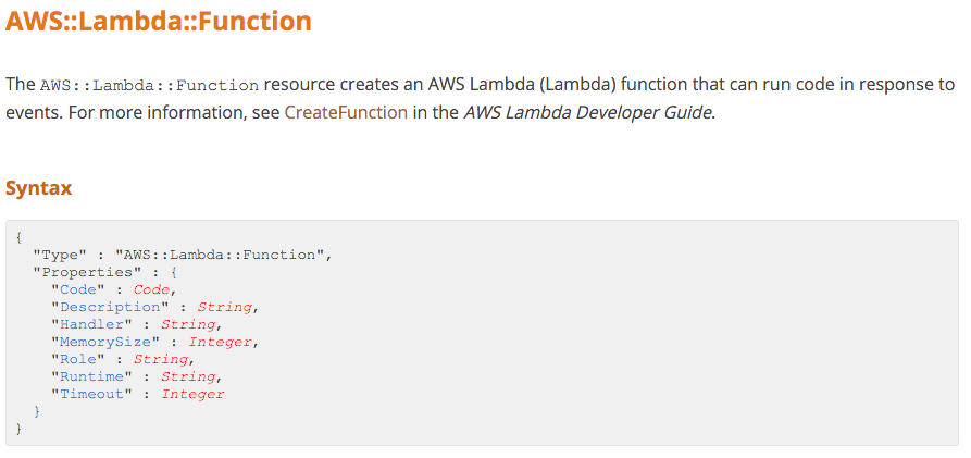 AWS CloudFormationでAWS Lambda with VPCを作成してみた