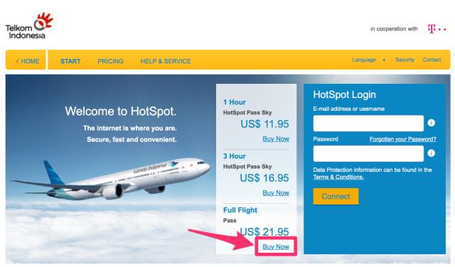 HotSpot_Startpage