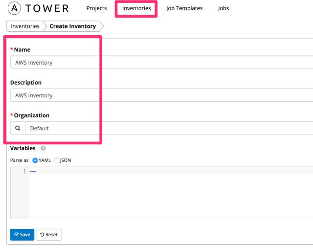 AnsibleをGUIで操作する、Ansible TowerをAWS上に構築する | DevelopersIO