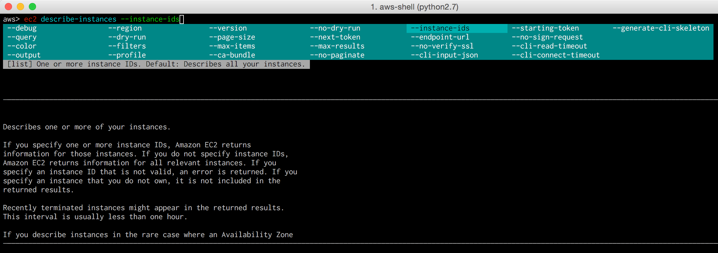 1__aws-shell__python2_7_ 9