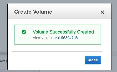 2.created-volume