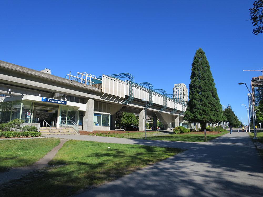 Petterson駅