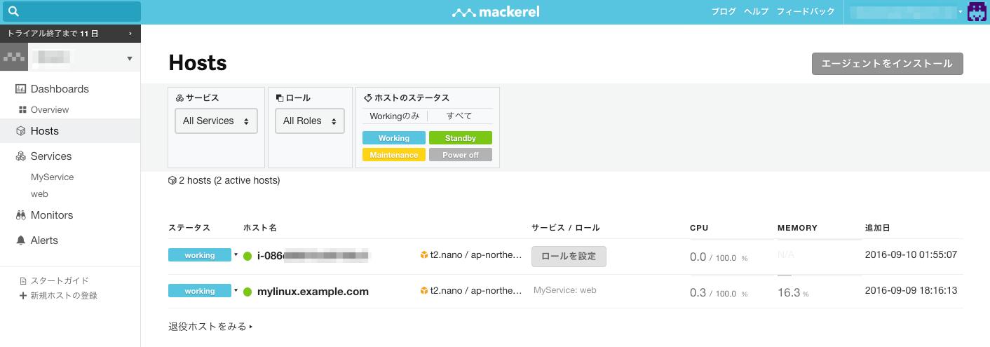 mackerel-hosts