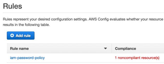 AWS_Config_Console 5
