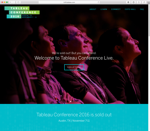 tableau-conference-2016-at-austin-01