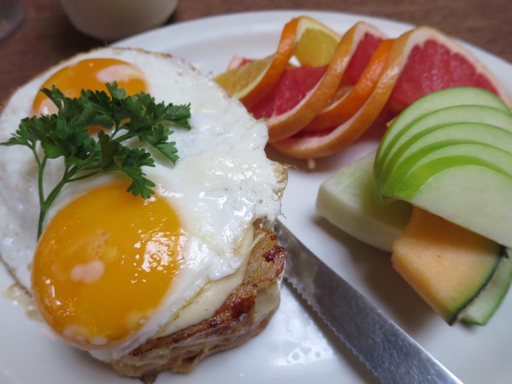 Joe's Potato Gratin with Eggs