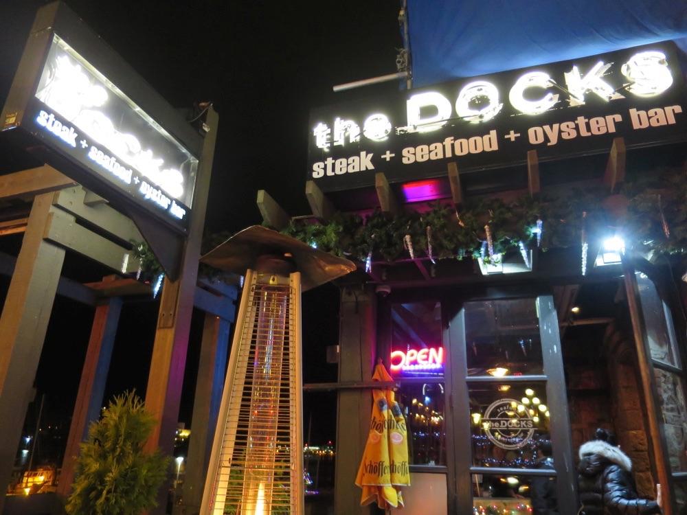 The Docks外観