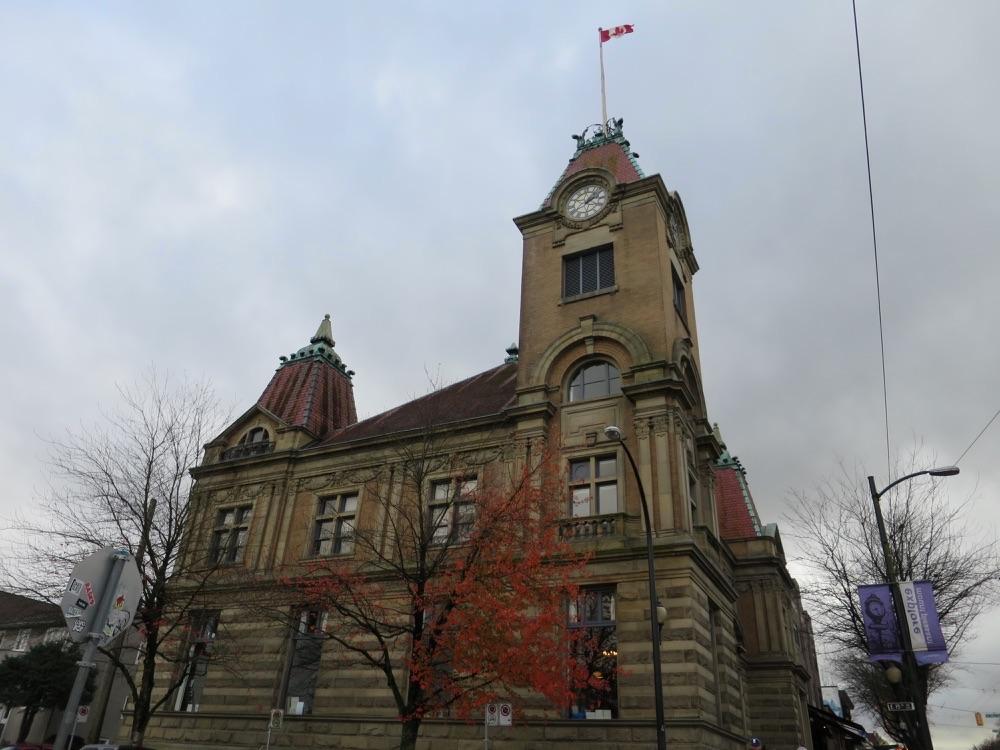Heritage Hall外観