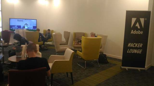 serverless-lounge