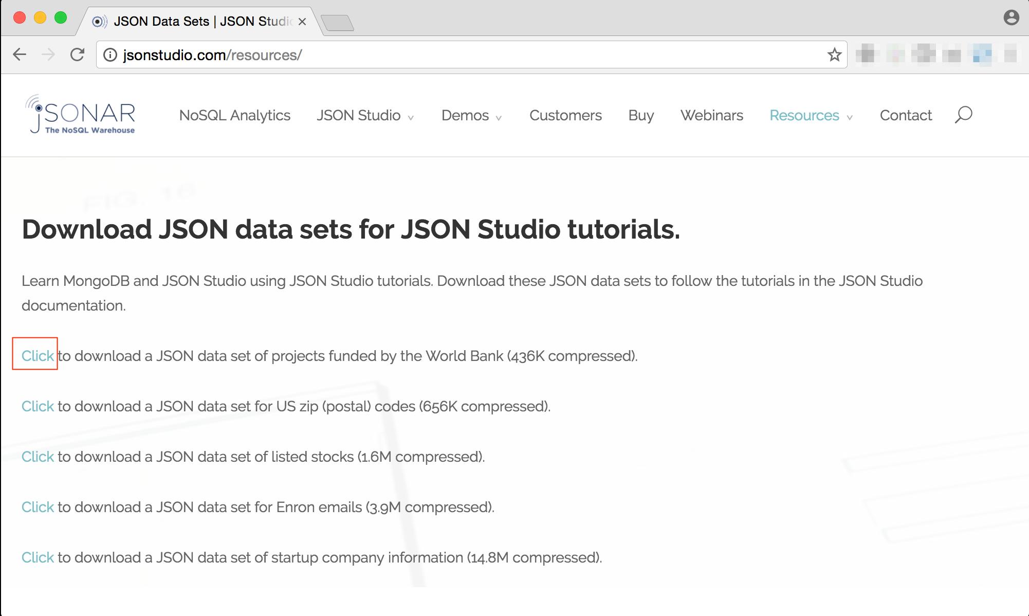 Tableau 10 1新機能 Jsonファイルが利用可能になりました Developers Io