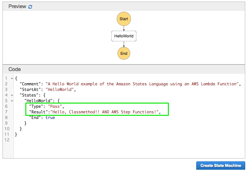 AWS Step Functions: はじめてのAWS Step Functions – ステート