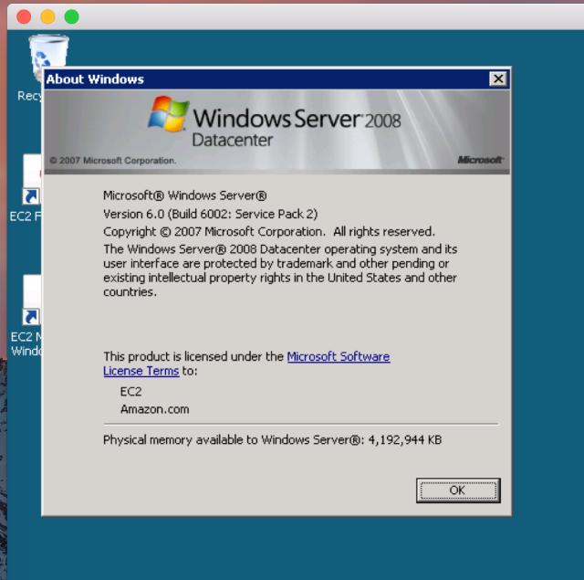 test-win2008−2__と_Microsoft_Remote_Desktop