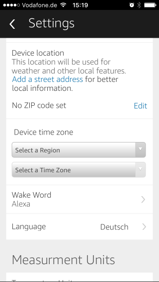 alexa-language-setting