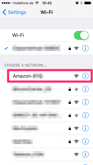 connect-to-alexa-ssid