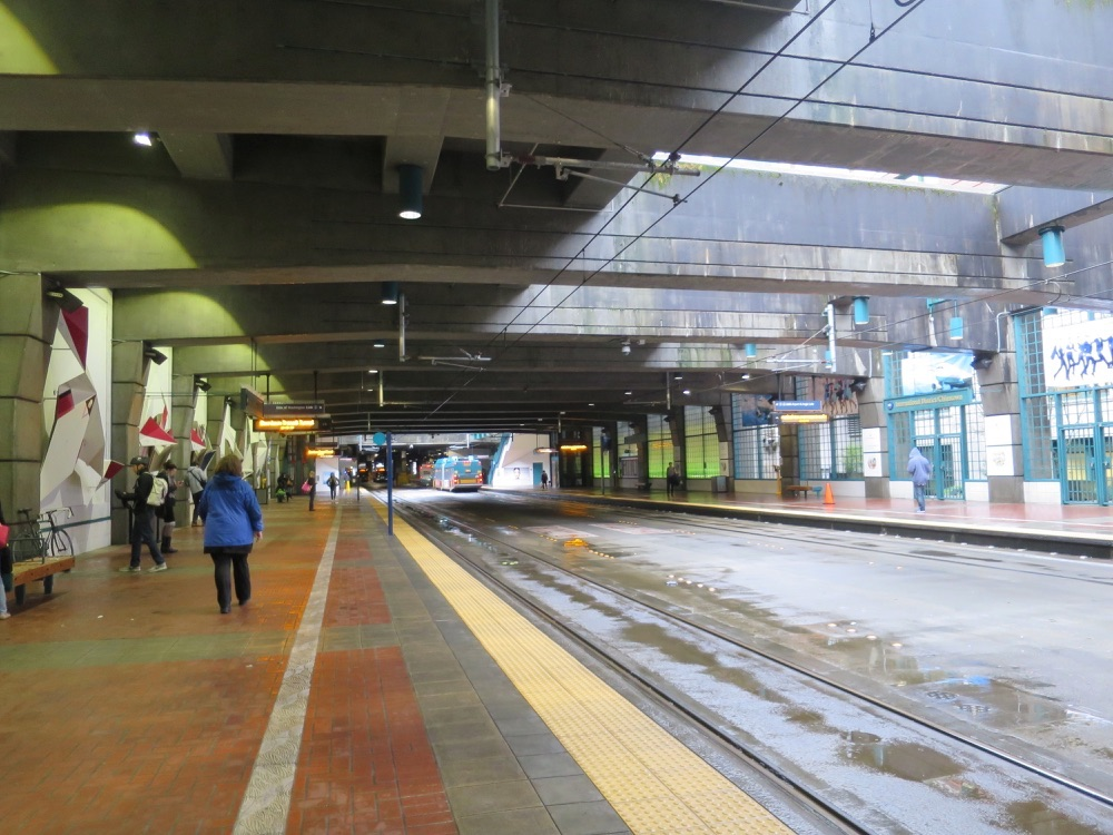 Convention Place Station