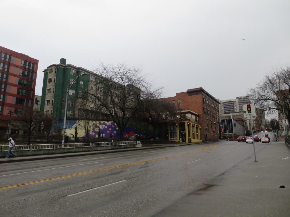 Boren Ave