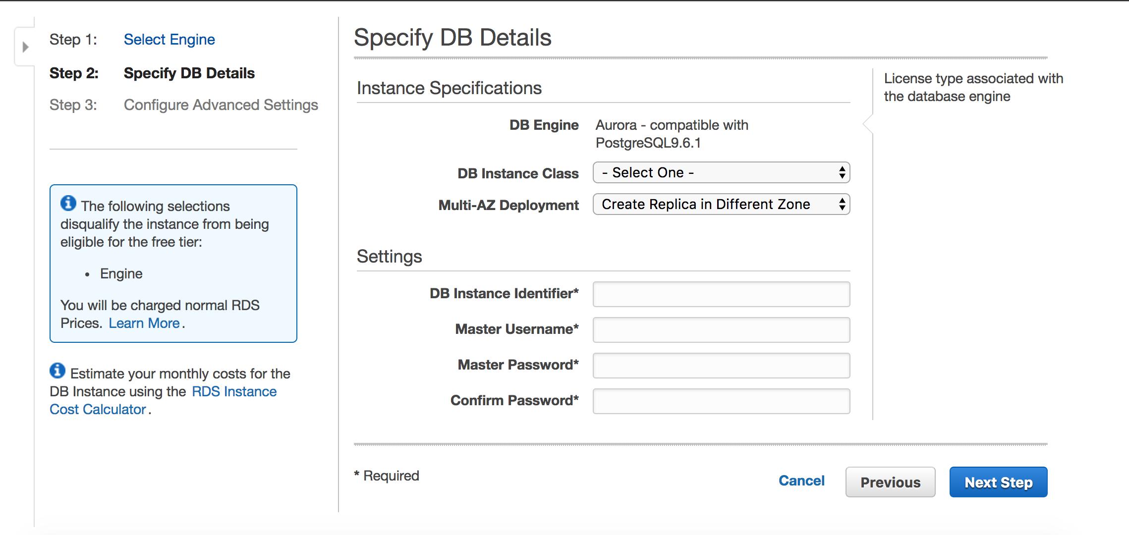 パブリックプレビューなPostgreSQL互換Amazon Auroraにアクセスしてみた