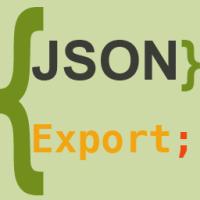 jsonexport