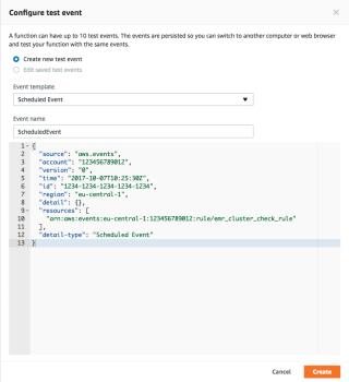 configure-test-event-for-lambda